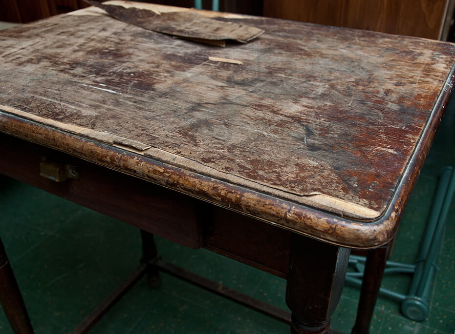 Replacing / Removing Wood Veneer